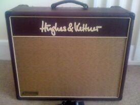 Hughes and Kettner statesman dual el84 amplifier for sale in Bournemouth Dorset