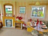 Cheap Double Glazed Static Caravan For Sale, By The Seaside