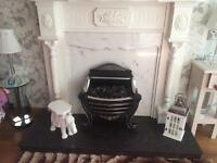 Fireplace surround only