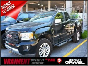 2016 GMC Canyon 117$/SEMAINE CANYON SLT EXTENDED 4X4