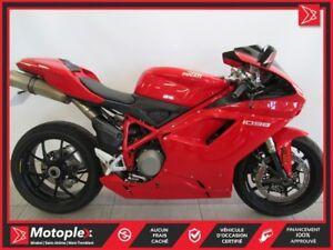 2007 Ducati 1098 CORSA SUPERBIKE  52,98$/SEMAINE