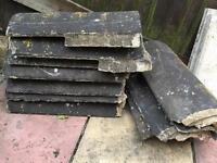 Old roof ridges for sale