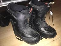 motorbike boots waterproof armoured
