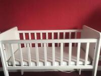 Baby Crib for newborn used