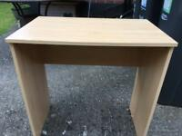 Free desk. Lost man's contact due to collect today