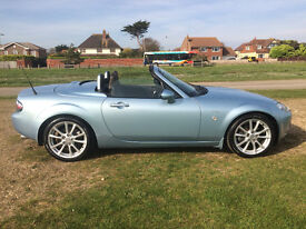 Mazda MX-5 - Limited Edition Niseko with Extras!! - Only 21k Miles!! MOT until March 2018