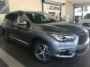 2017 Infiniti QX60 Leather | Moonroof | 7 Seats | Keyless