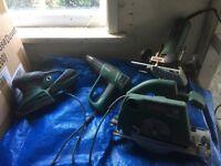 DIY Bosch power tools