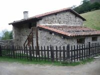 A wonderful newly reformed typical asturian house in Spain in a incredible environment