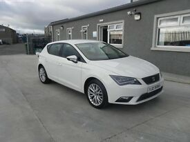2014 Seat Leon 16TDI Tech pack