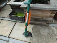 Garden Strimmer Black & Deker ReFlex Plus Hardly Used!