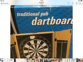 Traditional Pub Dartboard