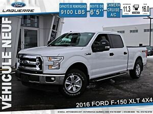 2016 Ford F-150 XLT*SEULEMENT 114$/semaine*