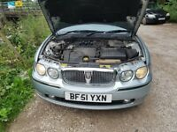 Rover 75 swop sell or px anything.