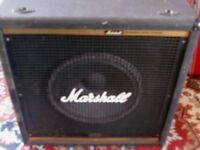 marshall 1x15 cab dynamic bass system
