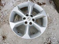 nissan navara wheel rim good condition