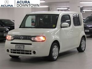 2009 Nissan cube 1.8S/Low KMs/Manual/FWD/Hard to Find/AC/AUX Con
