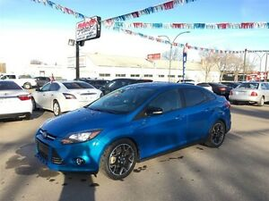 2014 Ford Focus SE w/heated leather seats