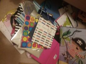 Gift bag collection.