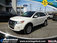 2014 FORD Edge AWD Limited/AWD/Nav/Toit/Cuir/Bluetooth**PRIX RED