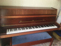 HUPFELD UPRIGHT PIANO