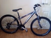 Trek 3series 3500 oversized tytes mountain bike in good con