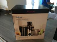 Brand new Juicer unopened