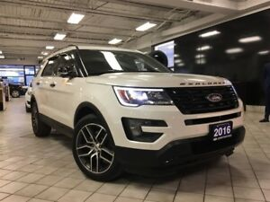 2016 Ford Explorer SPORT LEATHER PANORAMIC NAVIGATION