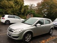 Vauxhall Astra 1.4 Club 5dr ONLY 51190miles (ideal first car or family car)