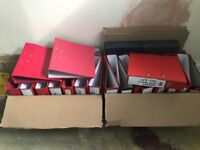 Various A4 Ring Binders FREE TO COLLECT