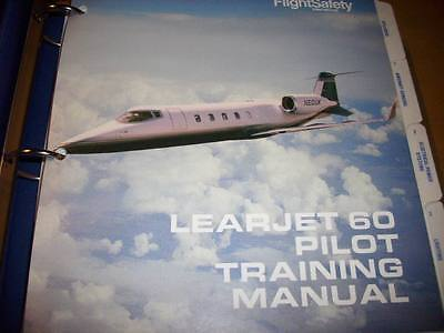 LearJet 60 Pilot Training Manual