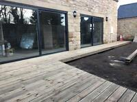Fencing, Decking and landscaping specialists