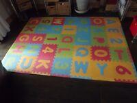 indoor/outdoor play mat