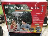 Table top Patio Heater *NEW*