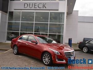 2016 Cadillac CTS 3.6 Luxury Collection  - Local - Low Mileage