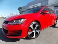 2015 Volkswagen GTI Performance pack + Cuir / Navigation
