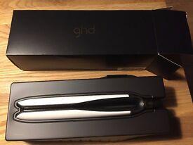 Brand New White GHD straighteners Platinum edition