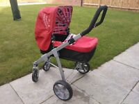 Girls HerbieToy Pram by Mamas and Papas