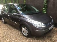 2006/06 Renault Scenic Privilege VVT AUTO 1.6 Low Millage Half Leather Interior