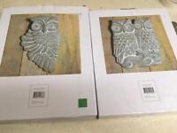 3x owls
