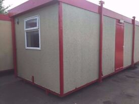 24ft by 9th Portable Cabin Sleeper Unit