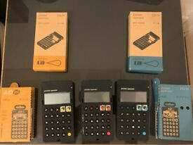 3x Teenage Engineering - Pocket Operator Bundle with Case Cover.