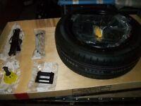 "Genuine Citroen C4 DS4 2010 On Spare Wheel Kit 16"" Wheel Tyre Jack Etc New"