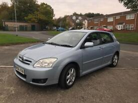 06 TOYOTA COROLLA 1.4 VVT-i SPECIAL EDS Colour Collection 5dr