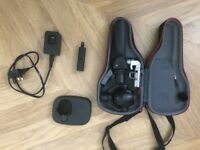 4K DJI Osmo + with DJI accessories and batteries