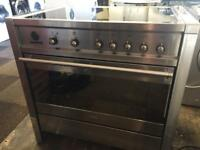 SMEG STAINLESS STEEL RANGE COOKER VERY GOOD CONDITION🌎🌎