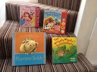 Children's interactive books