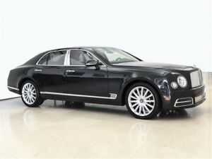 2017 Bentley Mulsanne NEW CAR LEASE AT 2.5% CALL FOR DETAILS.