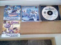 Spyro PS1 Game