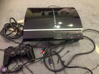 Playstation 3 80b bundle, great condition and loads of extras and games